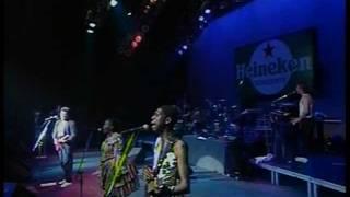 Johnny Clegg & Savuka - The Corssing - Heineken Concerts 97