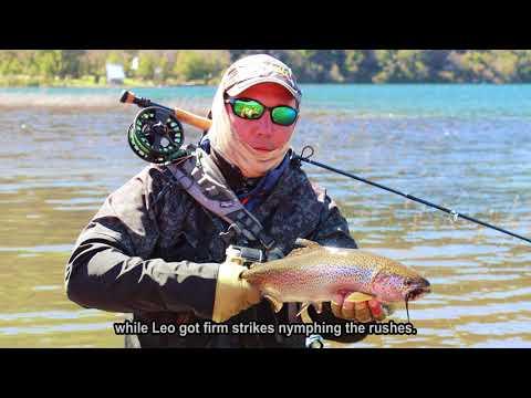 Video de agua dulce de Trucha arcoiris subido por Santiago Perich