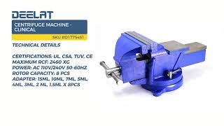 All Steel Bench Vise, 6