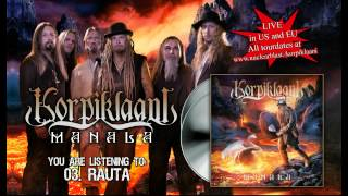 KORPIKLAANI - Manala - (OFFICIAL TRACK-BY-TRACK) - Part 1
