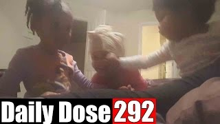 YOU CAN'T PUNCH YOUR SISTER!! - #DailyDose Ep.292  | #G1GB