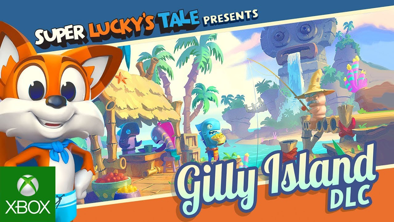 Image result for Super Lucky's Tale Gili Island