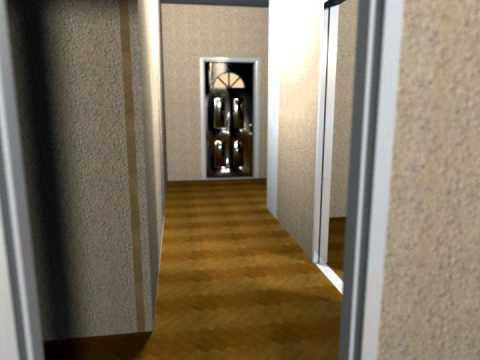 Типовая планировка 2-х комнатной квартиры 2-III