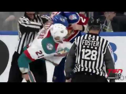 Kyle Yewchuk vs. Devante Stephens
