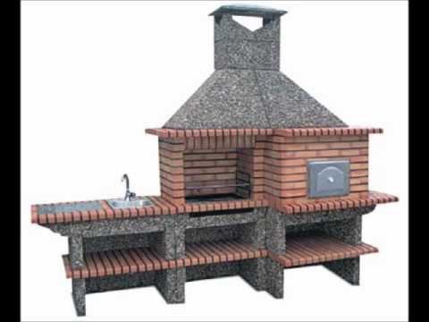 Barbacoas con hornos de Leña- Barbacoas del Fabricante con horno de Pizza et pan