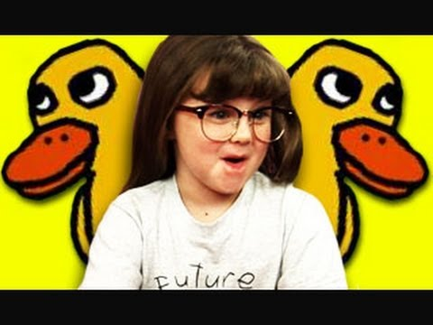 KIDS REACT TO THE DUCK SONG