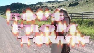"Alaska Reid – ""Boys From Town"""