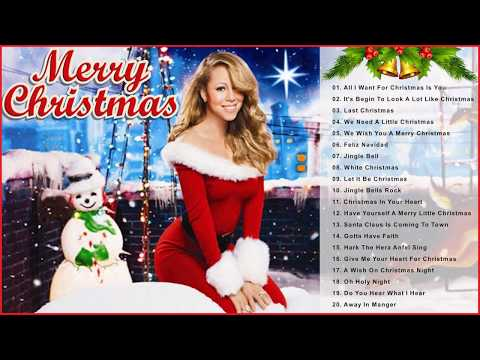 Merry Christmas 2019 - Top Christmas Songs Playlist 2019 - Best Christmas Songs All Time