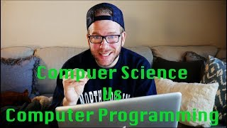 Whats The Difference Between Computer Science And Computer Programming