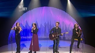 the corrs runaway live lansdowne road - TH-Clip