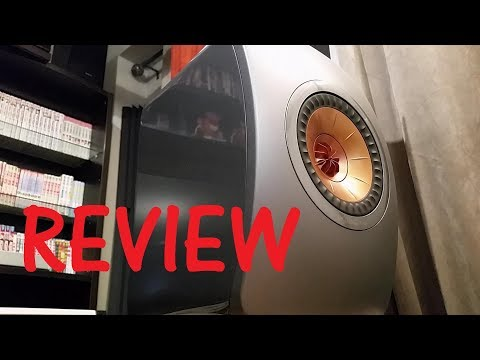 Stereo – KEF LS50 stereo speaker review. Hype or really good?