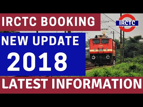 IRCTC NEW BOOKING RULES 2018 FULL INFORMATION |  INDIAN RAILWAY TICKET RESERVATION RULES INDIA. Mp3