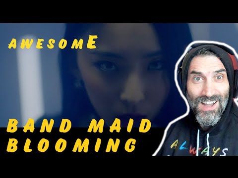 BAND-MAID / Blooming - reaction and review