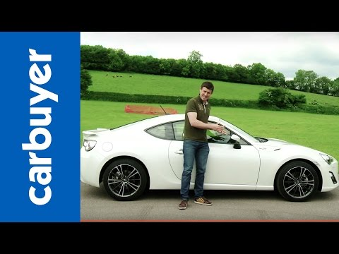 Toyota GT86 (Scion FR-S) coupe 2013 review – Carbuyer