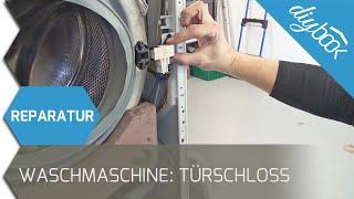 Bauknecht Waschmaschine   Türschloss Wechseln