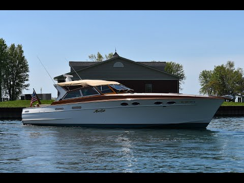 Mays Craft 42 Sport Cruiser video