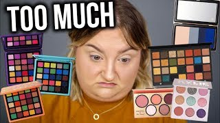 MAKEUP I AM NOT GOING TO BUY... ANTI HAUL