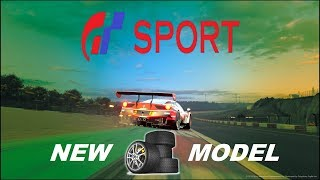 GT Sport New Tyre Model Coming Soon