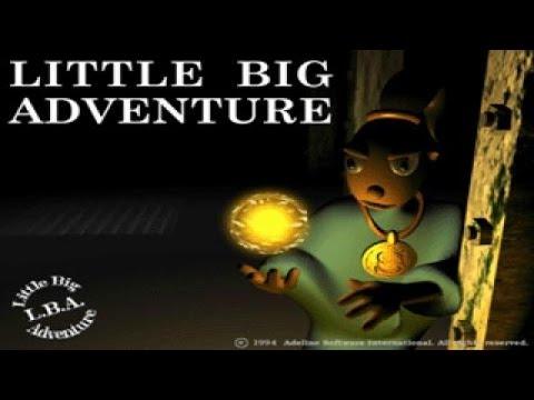 little big adventure 2 pc walkthroughs