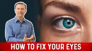 The Best Exercise to Correct Bad Eyesight!