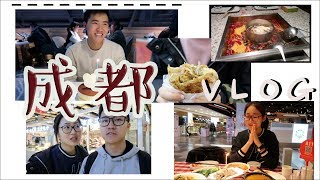 馋死人的成都vlog ✨| 过生日 看熊猫🐼 还有无止境的吃啊吃啊吃 |YIFAAAAN