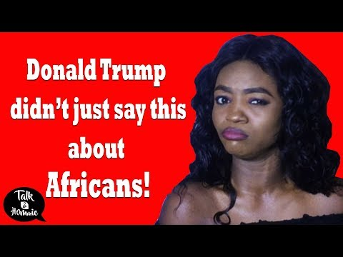 THIS CANNOT BE TRUE ABOUT AFRICA(NS)! || Talk2urhommie