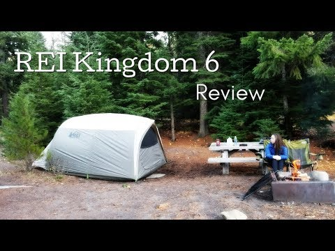 REI Kingdom 6 Tent Review