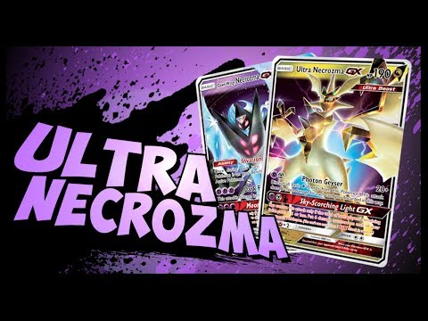 Ultra Necrozma GX / Malamar – Pokemon TCG Online Gameplay