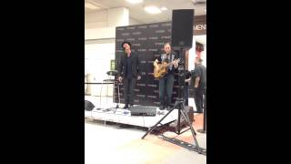 Josh Logan @ Macy's (Man in the Mirror)