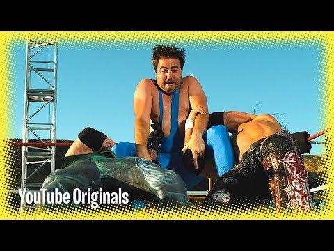 Lucha Wrestling in 4K