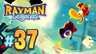 Rayman Legends - 37 - Kung Foot (4 Player)