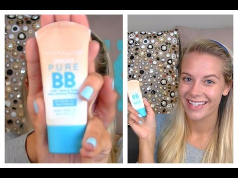 Pure Mineral BB Moist 24 SPF35 by Maybelline #8
