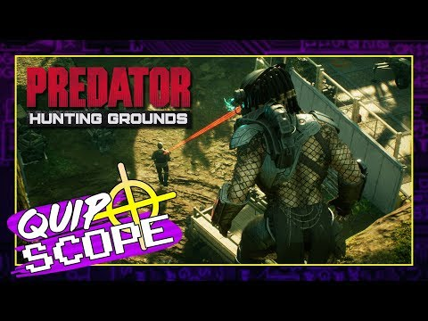 Predator: Hunting Grounds [GAMEPLAY & IMPRESSIONS] - QuipScope