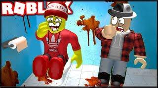 Escape The Bathroom Obby hmongbuy - nemocnice plnÁ zombies!!! | roblox: escape the