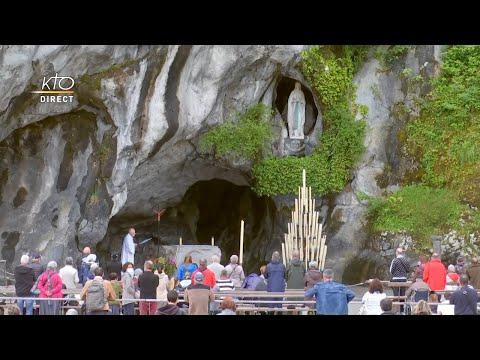 Chapelet à Lourdes du 13 juin 2020