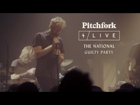 "The National Perform ""Guilty Party"" at Le Centquatre 