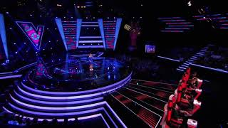 Irene Dings – Wings | The voice of Holland | The Blind Auditions