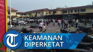 Pascaledakan di Polrestabes Medan, Keamanan Diperketat Penjagaannya Sesuai SOP