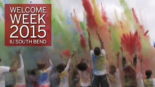 IU South Bend Welcome Week 2015
