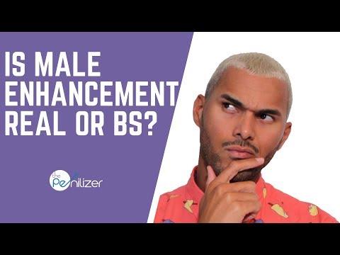 Jak zwiększyć rozmiar penisa u mężczyzn