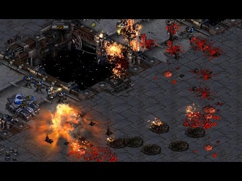 DHA2 (T) v Jaedong (Z) on Circuit Breakers - StarCraft  - Brood War REMASTERED 2019