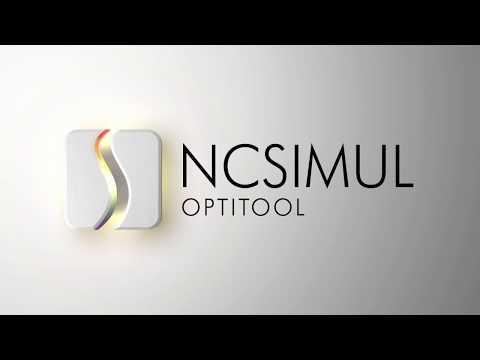 NCSIMUL OPTITOOL - Luftschnittoptimierung