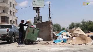 بلدية طولكرم توضح أسباب تأخر تجميع النفايات