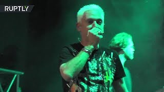 Группа Scooter впервые выступила в Крыму