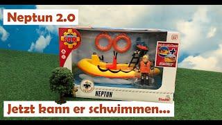 Unboxing 06 - 109251047 - Feuerwehrmann Sam - Neptune Boot