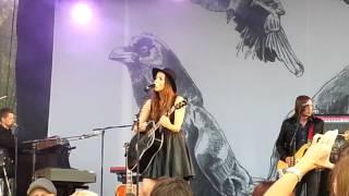 """Marion Ravn - """" Here I Am """", Tysnesfest 11.07.2013"""