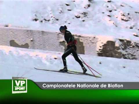 Campionatele Naţionale de Biatlon