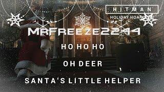 HITMAN - Ho Ho Ho, Santa's Little Helper, Oh Deer - Holiday Hoarders - Christmas Challenge Pack