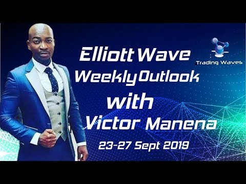 Elliott Wave Forext and Crypto Weekly Outlook 23-27 Sep 2019