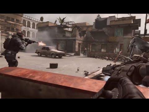 The New Call of duty : Legends of war trailer (Mobile) - смотреть